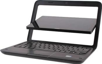 imagine Notebook Dell Inspiron Duo N550 250GB 2GB WIN7 di1090n5502250w7