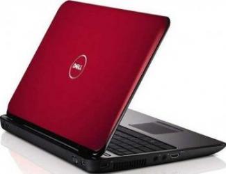 imagine Notebook Dell Inspiron M5010 AMD V140 320GB 2GB Red dim501hmuv14m35gbc6wr