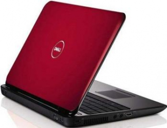 imagine Notebook Dell Inspiron N5010 i3 380M 500GB 4GB HD5650 Red di5010hmzzw31hf5gbc6r