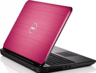imagine Notebook Dell Inspiron N5010 i5 480M 500GB 4GB HD5650 Pink di5010hmzzw32hf5gbc6yp