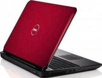 imagine Notebook Dell Inspiron N7010 i3 370M 500GB 4GB HD5470 Red di7010lmusww28yf5gbc63