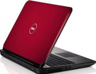 imagine Notebook Dell Inspiron N7010 i3 380M 320GB 3GB Red dl-271873378