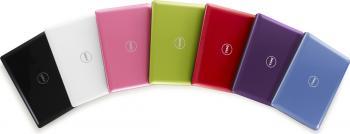 imagine Notebook Dell Mini10 IceBlue v2 Z530 160GB 1GB XP 001-271684564