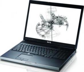 imagine Notebook Dell Precision M6500 i7 840QM 1TB 8GB FX2800M WIN7 dl-271868478