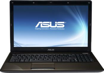 imagine Notebook Asus X52JE-EX166D P6100 320GB 2GB ATI HD5470 x52je-ex166d
