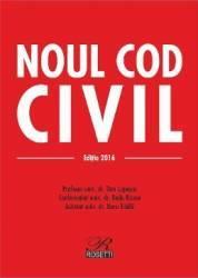 Noul Cod civil ed.2016 - Dan Lupascu