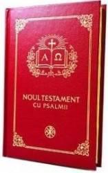 Noul Testament cu Psalmii - aurit