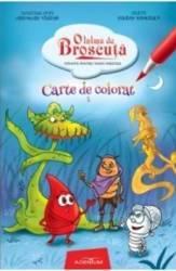 O Inima De Broscuta - Carte De Colorat 1