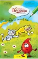 O Inima De Broscuta - Carte De Colorat 2