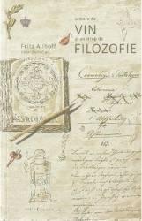 O mare de vin si un strop de filozofie - Fritz Allhoff