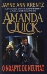 O noapte de neuitat - Amanda Quick Carti
