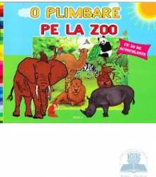 O plimbare pe la zoo cu 50 de autocolante