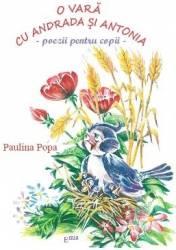 O vara cu Andrada si Antonia - Paulina Popa Carti