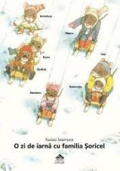 O zi de iarna cu familia Soricel - Kazuo Iwamura