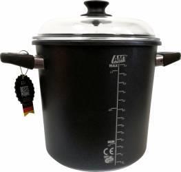 Oala sub presiune 24 cm 7L inductie - AMT Gastroguss Vase pentru gatit