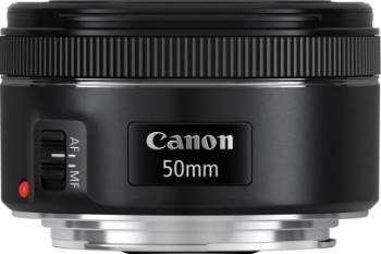 Obiectiv Canon EF 50mm f1.8 STM Obiective