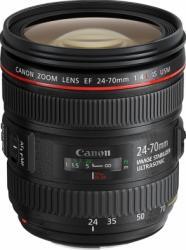 Obiectiv Foto Canon EF 24-70mm f4 L IS USM Obiective
