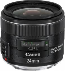 Obiectiv Foto Canon EF 24mm f2.8 IS USM Obiective
