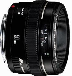 Obiectiv Foto Canon EF 50mm f1.4 USM Obiective