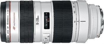 Obiectiv Foto Canon EF 70-200mm f2.8 L USM