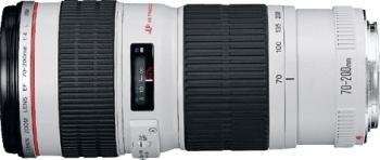 Obiectiv Foto Canon EF 70-200mm f4 L IS USM Obiective