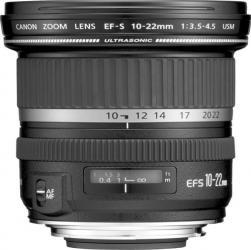 Obiectiv Foto Canon EF-S 10-22mm f3.5-4.5 USM Obiective