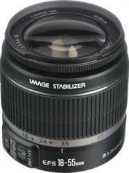 Obiectiv Foto Canon EF-S 18-55mm f3.5-5.6 IS II