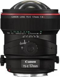 Obiectiv Foto Canon EF TS-E 17mm f4.0 L Tilt and Shift