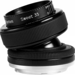 Obiectiv Foto Lensbaby Composer PRO kit Sweet 35 pt Nikon