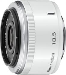 Obiectiv Foto Nikon 1 Nikkor 18.5mm f1.8 White
