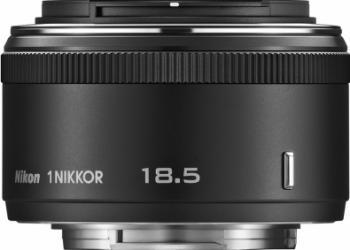 Obiectiv Foto Nikon 1 Nikkor 18.5mm f1.8 Black