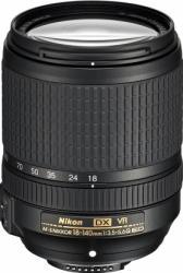 Obiectiv Foto Nikon 18-140mm f3.5-5.6G ED VR AF-S DX NIKKOR Obiective