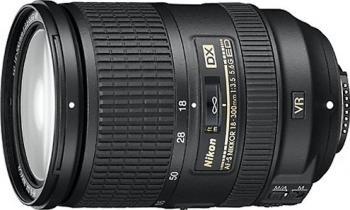 Obiectiv Foto Nikon 18-300mm f3.5-5.6G ED-IF AF-S DX VR Obiective
