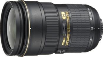 Obiectiv Foto Nikon 24-70mm f2.8G ED AF-S Obiective