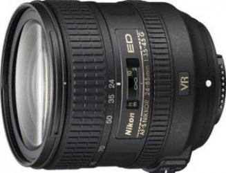 Obiectiv Foto Nikon 24-85mm f3.5 - 4.5G ED VR AF-S Obiective