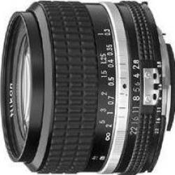 Obiectiv Foto Nikon 24mm f2.8 AI - Focus Manual
