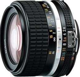 Obiectiv Foto Nikon 28mm f2.8 AI-S Focus Manual