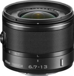 Obiectiv Foto Nikon 6.7-13mm f3.5-5.6 VR Black pentru Nikon 1