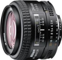 Obiectiv Foto Nikon AF 24mm f2.8D