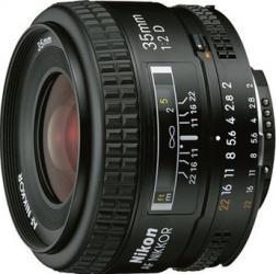 Obiectiv Foto Nikon AF 35mm f2D