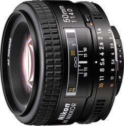 Obiectiv Foto Nikon AF NIKKOR 50mm f1.4D