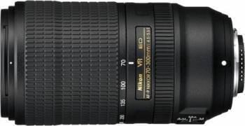 Obiectiv Foto Nikon AF-P 70-300mm f4.5-5.6E ED VR Obiective