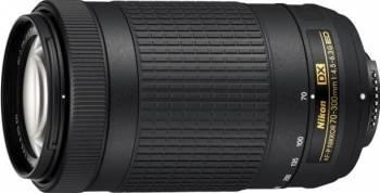 Obiectiv Foto Nikon AF-P DX NIKKOR 70-300mm f/4.5-6.3G ED Obiective
