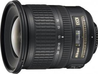 Obiectiv Foto Nikon AF-S 10-24mm f3.5-5.6G ED DX Obiective