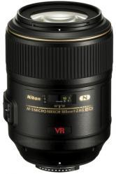 Obiectiv Foto Nikon AF-S 105mm f2.8G IF-ED VR Obiective