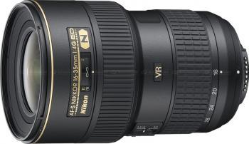 Obiectiv Foto Nikon AF-S 16-35mm f4G ED VR
