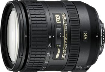 Obiectiv Foto Nikon AF-S 16-85 f3.5-5.6G ED VR Obiective