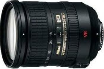 Obiectiv Foto Nikon AF-S 18-200mm f3.5-5.6G ED VR II DX Obiective