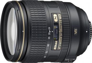 Obiectiv Foto Nikon AF-S 24-120mm f4G ED VR Obiective