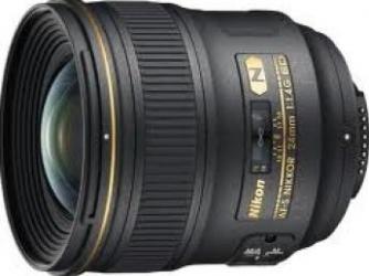 Obiectiv Foto Nikon AF-S 24mm f1.4G ED Obiective